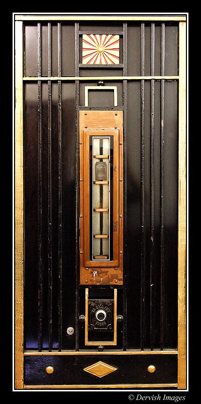 Art Deco Lift Detail