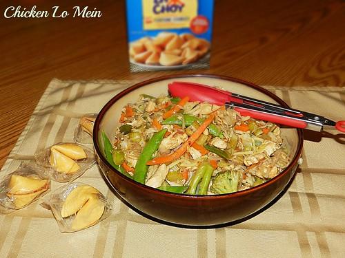 Chicken Lo Mein (5)