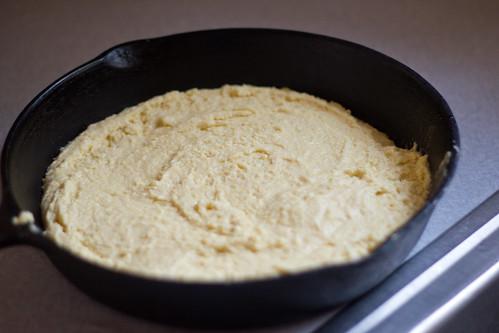 Cornbread Quiche