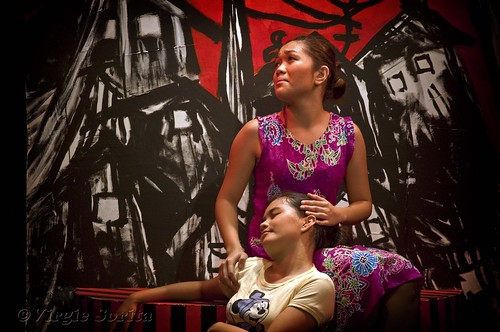UP Repertory Company's Ped Xing