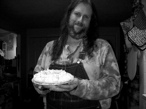 Pie in the face: With the Pie I