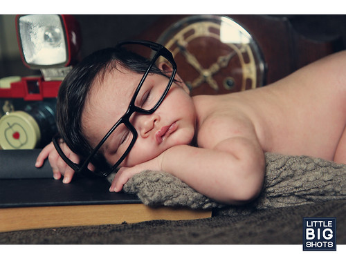 Introducing Kareem Qays | Newborn Portraiture