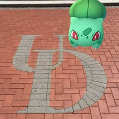 Udel Pokemon Go