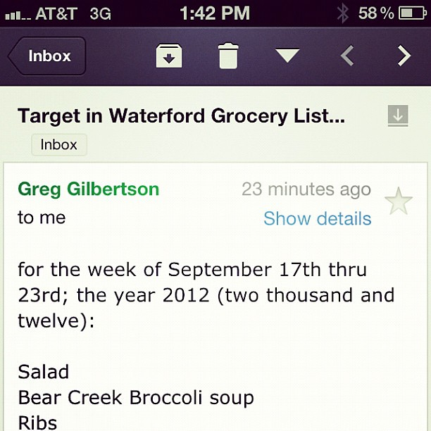 I don't know why but I can't stop dying laughing at this email. #whatadope @DoubleG1011