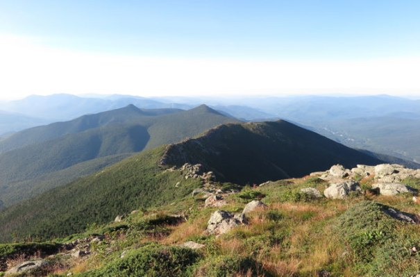 Franconia Ridge from Lincoln