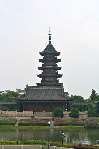 Panmen Gate, Suzhou