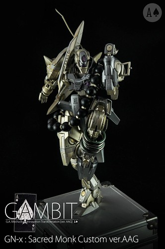 GN-X Monk Custom by AAG  (2)
