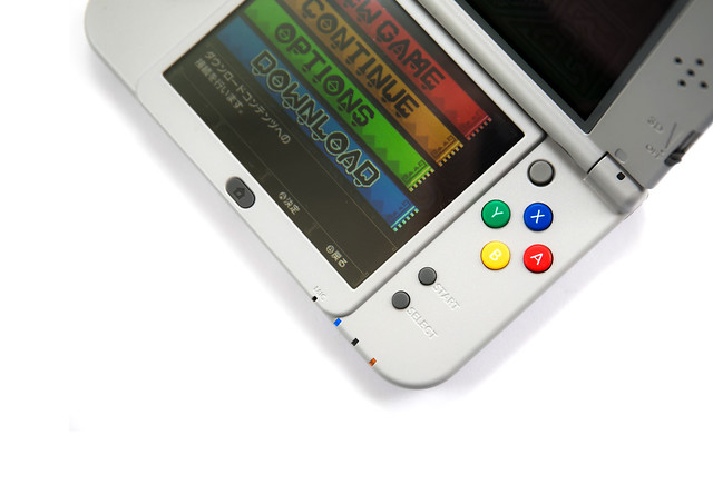 N3DS LL 超任限定版開箱!(New 3DS LL Super Famicom Edition)@3C 達人廖阿輝