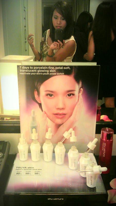 Tsuya Skin launch