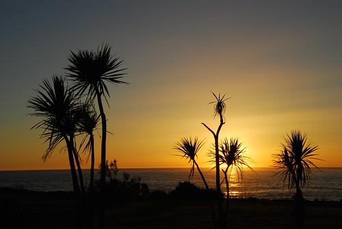 Galicia sunset