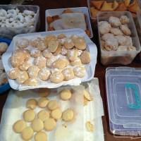 Canal en Fête J-2 : les patisseries sont prêtes ! (le couscous se préparera sur place !)