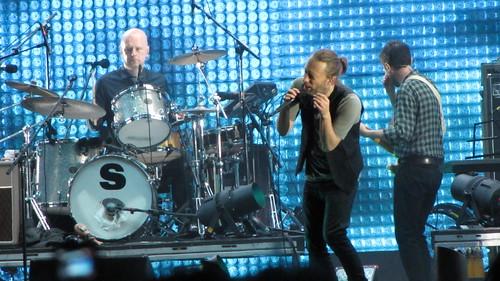 Radiohead, live in Bologna