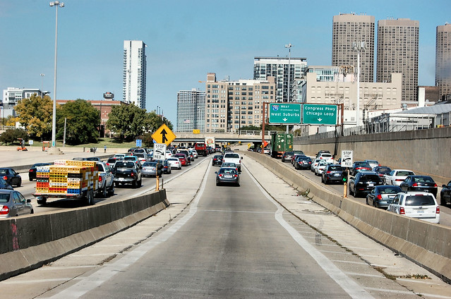 Chicag Traffic