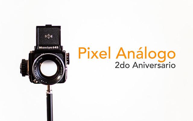 PixelAnalogo2do Aniversario