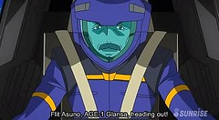 Gundam AGE 4 FX Episode 48 Flash of Despair Youtube Gundam PH (92)