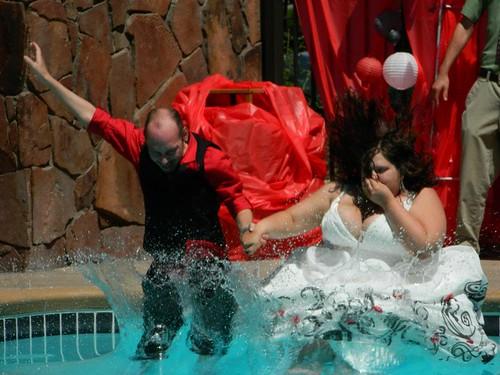 We take the plunge…