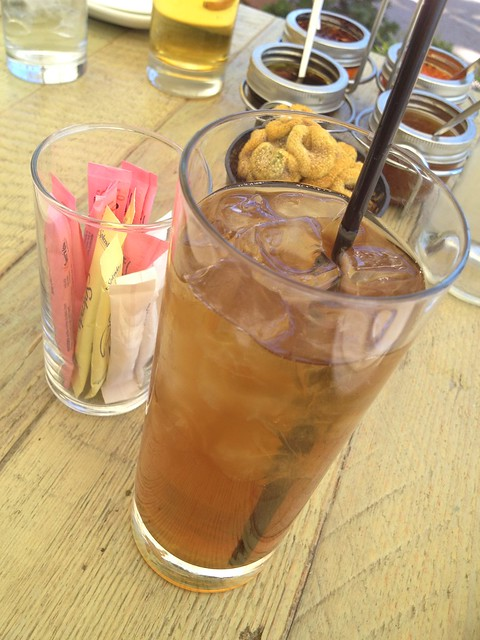 Lychee iced tea - Jiao