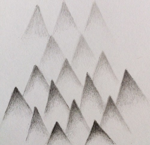 Shaded pattern
