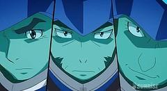 Gundam AGE 4 FX Episode 46 Space Fortress La Glamis Youtube Gundam PH (55)