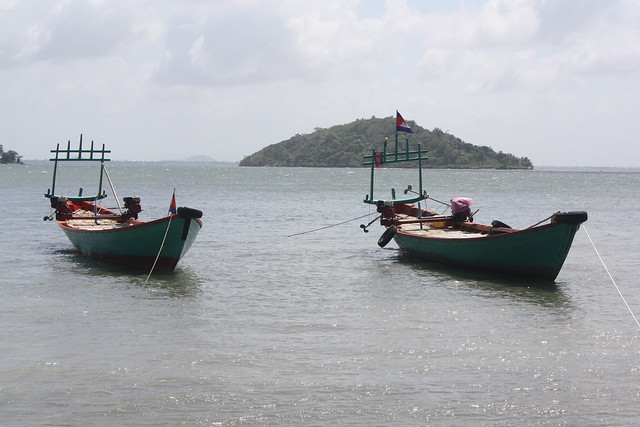 The Boats to Rabbit Island