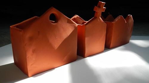 Wee Clay Pots 5