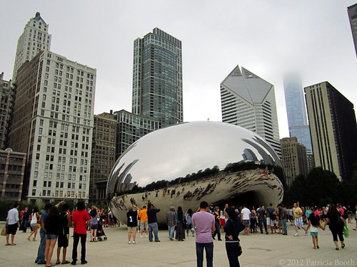 Day 245 The Cloud Gate by pixygiggles
