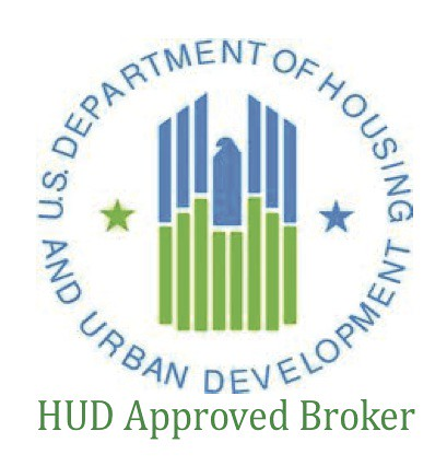 HUD Approved Broker Button