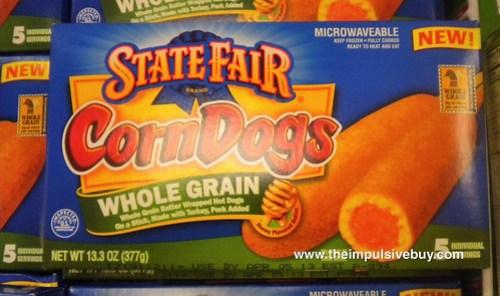 Whole Grain Corn Dogs