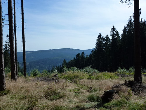 Widoki ze Srebrnej Kopy by Polek