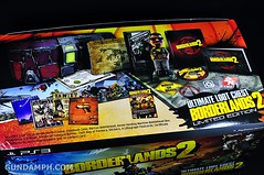 Borderlands 2 Ultimate Loot Chest Limited Edition PS3 Review Unboxing (10)