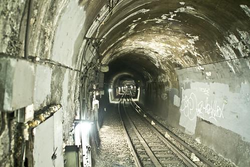Metro Paris Ligne 12, St Georges by Monigote Valencia