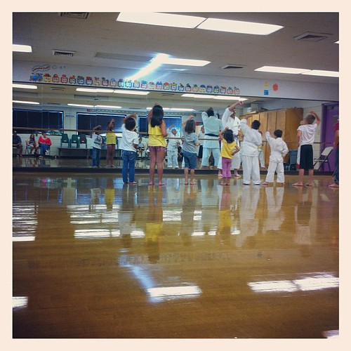 7 Days: Day 7 (Karate)