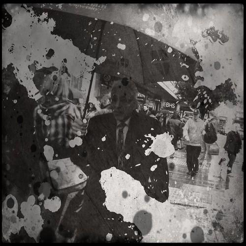 Rainy day by Darrin Nightingale