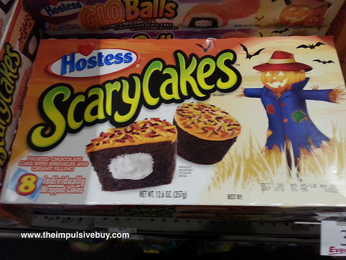 Hostess ScaryCakes