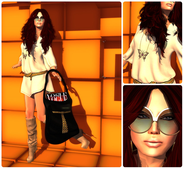 Maitryea and Maxi collage