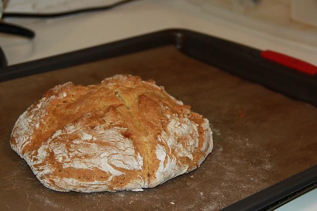 Plain Soda Bread - Bake