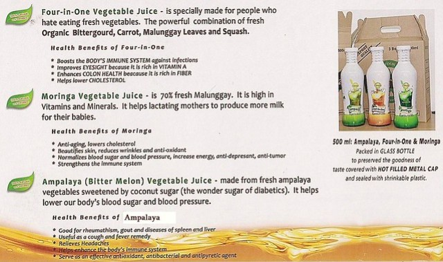 Benefits organikka