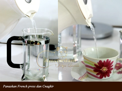 french press kopi luwak, kopi luwak french press