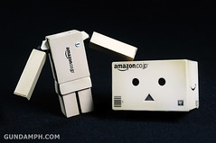Revoltech Danboard Mini Amazon Box Version Review & Unboxing (31)