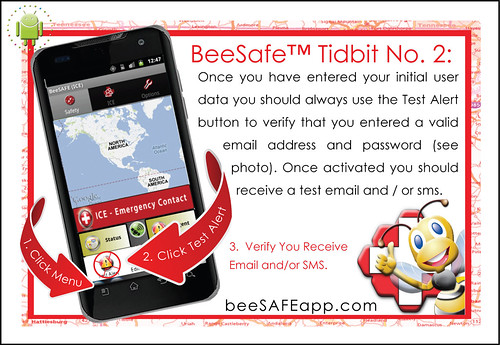 beeSAFE Tidbit by deZengo