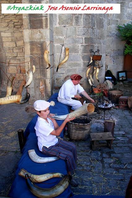 Mercado medieval de #Artziniega    #Photography 148