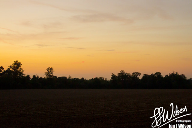 Plowed Field – Daily Photo (26th September 2012)