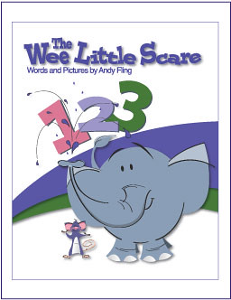 The Wee Little Scare | Free Music/Counting eBook