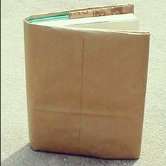 Y'all remember this? Best book cover of all time. Brown paper bag #Throwback #Memories