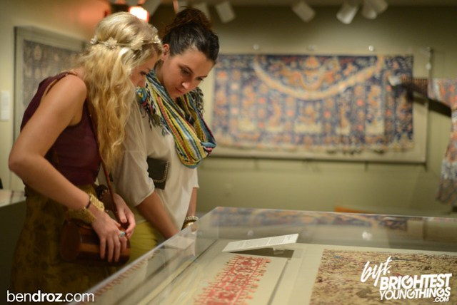 Sep 28, 2012-Textile Museum BYT 36 - Ben Droz
