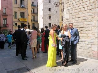 Sta. Maria Del Mar wedding
