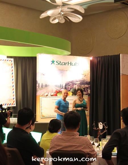 StarHub - Hubalicious with Emmanuel Stroobant