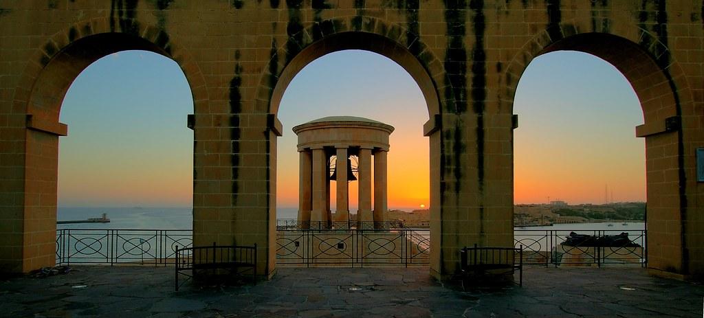 Maltese Sunrise