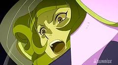 Gundam AGE 4 FX Episode 48 Flash of Despair Youtube Gundam PH (145)