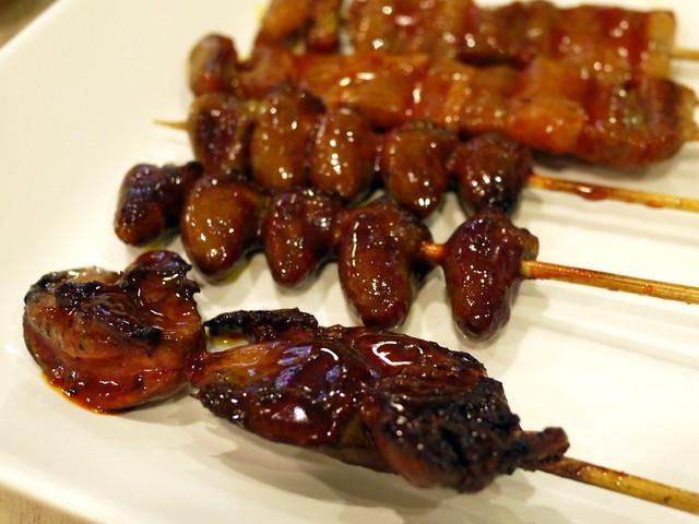 BBQ Republic- chicken liver